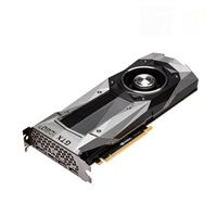 NVIDIA GeForce GTX 1080 Ti Founder's Edition Single-Fan 11GB GDDR5X PCIe Video Card Refurbished