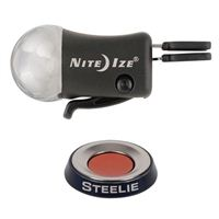 Nite Ize Steelie Adhesive Air Vent Phone Mount Kit -