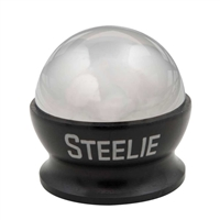 Nite Ize Steelie Adhesive Dashboard Phone Mount - Black