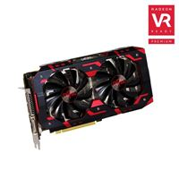 PowerColor Red Devil AXRX Radeon RX-590 Overclocked Dual-Fan 8GB GDDR5 PCIe Video Card