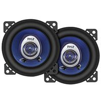 "Pyle PL42BL 4"" Speaker Pair with Wire"