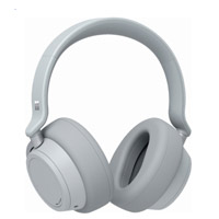 Microsoft Surface Wireless Noise Canceling Over-the-Ear Headphones - Light Gray