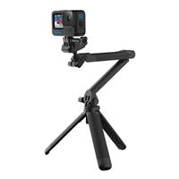 GoPro 3-Way Grip, Arm, Tripod (Official Mount)