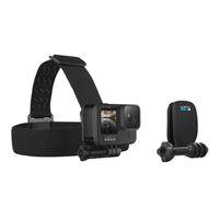 GoPro Head Strap + QuickClip (All Cameras) - Official Mount