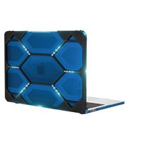 "iBenzer Hexpact Hard Shell Case for MacBook Pro 13"" - Blue"