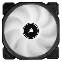 Corsair AF140 White LED Hydraulic Bearing 140mm Case Fan