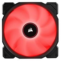 Corsair AF140 Red LED Hydraulic Bearing 140mm Case Fan