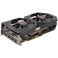 Visiontek Limited Radeon RX-590 Overclocked Dual-Fan 8GB GDDR5 PCIe Video Card