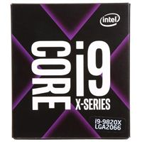 Intel Core i9-9820X Skylake 3.3 GHz LGA 2066 Boxed Processor