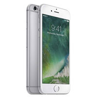 Apple iPhone 6s Unlocked 4G LTE - Silver (Remanufactured) Smartphone