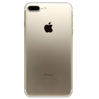 Apple iPhone 7 Plus Unlocked 4G LTE - Gold (Remanufactured) Smartphone