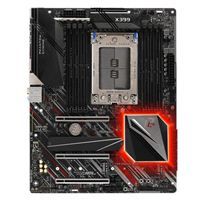 ASRock X399 Phantom Gaming 6 TR4 ATX AMD Motherboard