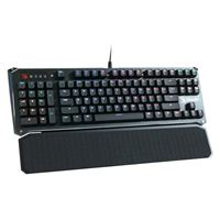 Bloody Gaming B945 LK Libra Left-Handed RGB Mechanical Gaming Keyboard - Orange Optic