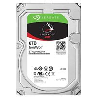 "Seagate IronWolf 6TB 7200RPM SATA III 6Gb/s 3.5"" Internal NAS Hard Drive"