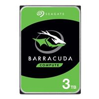 "Seagate BarraCuda 3TB 5400RPM SATA III 6Gb/s 3.5"" Internal Hard Drive"