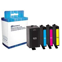 Dataproducts Remanufactured HP 902XL Black/Color Combo Pack