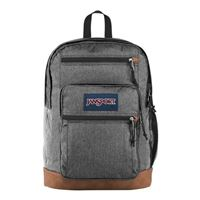 "Jansport Cool Student Backpack Fits Screens up to 15"" - Black/White Herringbone"