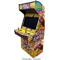 "Micro Center 32"" Stand Up Arcade Kit  - Unassembled"