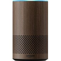 Amazon Echo Smart Speaker, 2nd generation - Dark wood