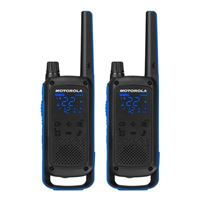 Motorola Talkabout T800 Two-Way Radios 2-Pack