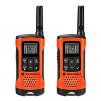 Motorola Talkabout T265 Two-Way Radio (Orange, 2-Pack)