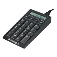 Kensington Numeric Keypad and Calculator with USB Hub