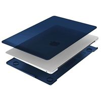 "iBenzer Neon Party Hard Shell Case for New MacBook Air 13"" - Navy Blue"