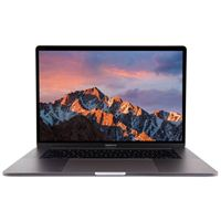 "Apple MacBook Pro With Touch Bar FPTR2LL/A 15.4"" Laptop Computer Apple Certified Refurbished - Space Gray"