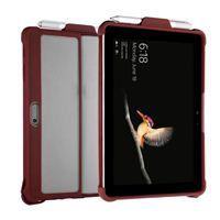 TTX Tech Surface Go Shockproof Case - Red