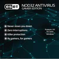 ESET NOD32 Gamer Edition