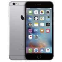 Apple iPhone 6s Plus Unlocked 4G LTE - Space Gray (Remanufactured) Smartphone