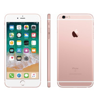 Apple iPhone 6s Plus Unlocked 4G LTE - Rose Gold (Remanufactured) Smartphone