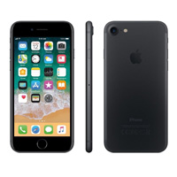 Apple iPhone 7 Unlocked 4G LTE - Jet Black (Remanufactured) Smartphone