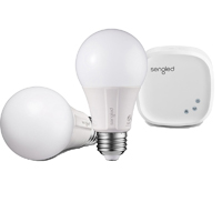 Sengled Element Classic Smart Lighting Starter Kit with Smart Hub and 2 Dimmable LED Bulbs