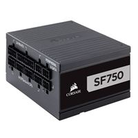 Corsair SF750 750 Watt 80 Plus Platinum SFX Fully Modular Power...