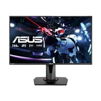 "ASUS VG279Q 27"" Full HD 144Hz DVI HDMI DP FreeSync LED Gaming Monitor"