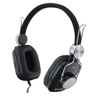 Inland Ultra Pro Sound Headphones - Black