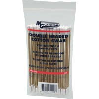 MG Chemicals Double Headed Cotton Swabs 100 Pack