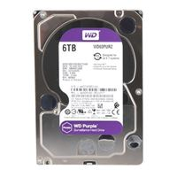 "WD Purple Surveillance 6TB 5400RPM SATA III 6Gb/s 3.5"" Internal Hard Drive"