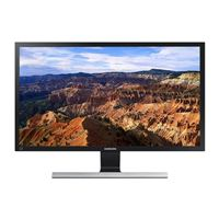 "Samsung UE510 28"" 4K UHD 60Hz HDMI DP FreeSync LED Monitor"