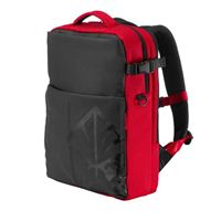 "HP Omen Gaming Backpack for Laptops fits Screens up to 17.3"" - Red"