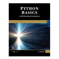 Stylus Publishing Python Basics: A Self-Teaching Introduction