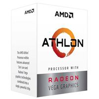 AMD Athlon 240GE 3.5GHz Dual Core AM4 Boxer Processor with Radeon Vega 3 Graphics