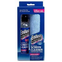 Endust 6 oz. Gel Cleaner and Large Microfiber Towel