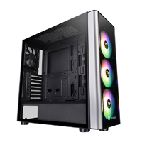 Thermaltake Level 20 MT ARGB ATX Mid-Tower Computer Case - Black