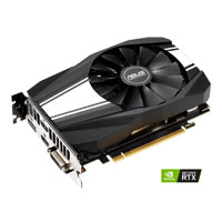 ASUS Phoenix GeForce RTX 2060 Single-Fan 6GB GDDR6 PCIe Video...