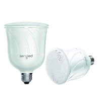 Sengled Pulse Dimmable LED Light with Wireless JBL Bluetooth Speakers