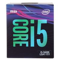 Intel Core i5-9400 6 Core Coffee Lake 2.9GHz LGA 1151 Boxed Processor (Intel 300 Series chipset)