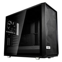 Fractal Design Meshify S2 Tinted Tempered Glass ATX Mid-Tower Computer Case - Black