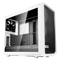 Fractal Design Meshify S2 Tempered Glass ATX Mid-Tower Computer Case - White
